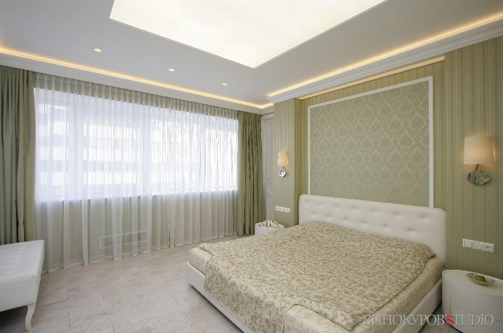 Квартира в стиле современная классика