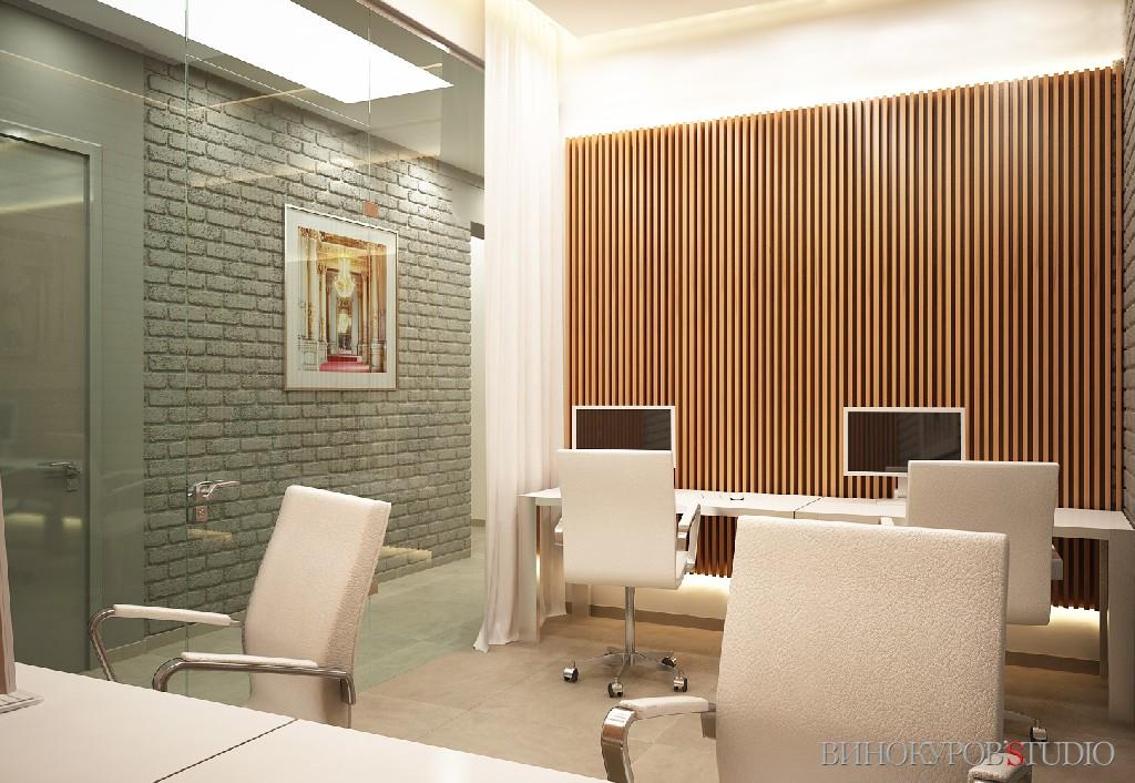 """Современный офис в """"старых"""" стенах"""