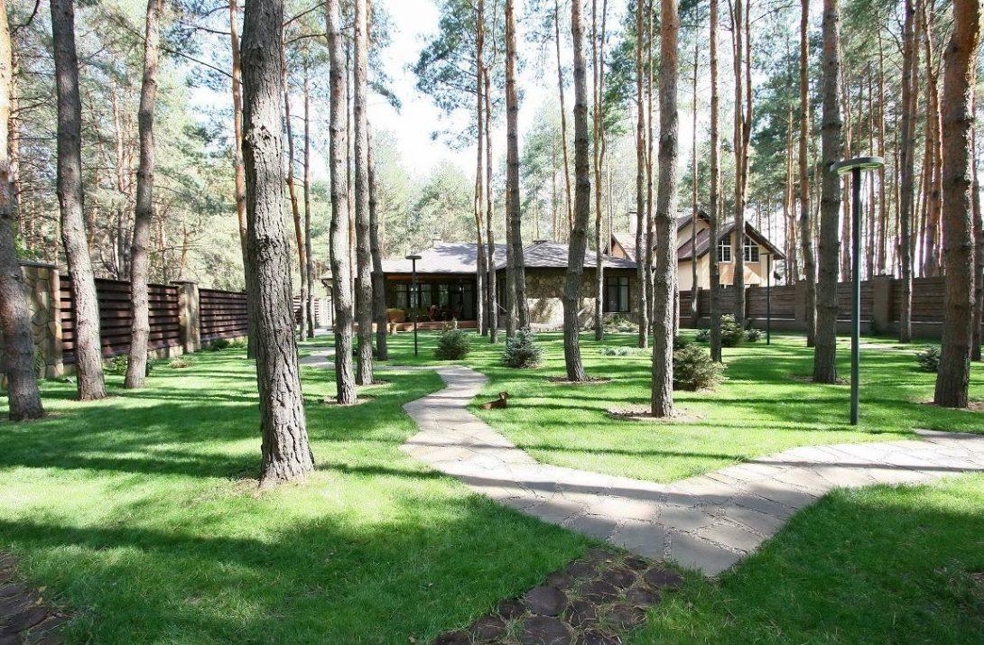 Экологичный дом в с.Песчанка