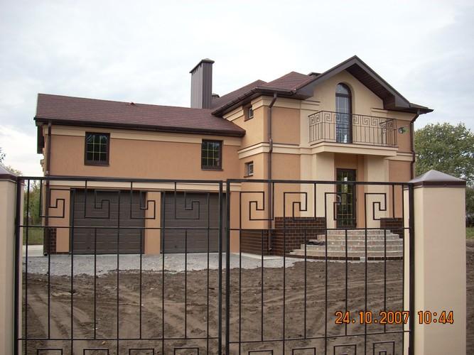 Дом в с. Новоселовка