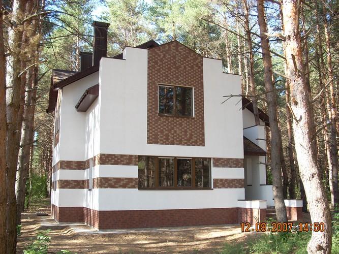 Дом в с. Пещанка