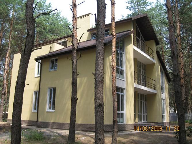 Дом в с. Песчанка