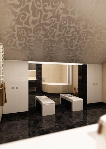 Дизайн интерьера дома в с. Подгороднее