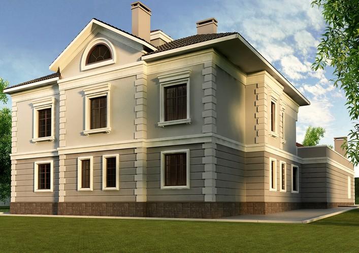 Дом на ул. Шпиндяка