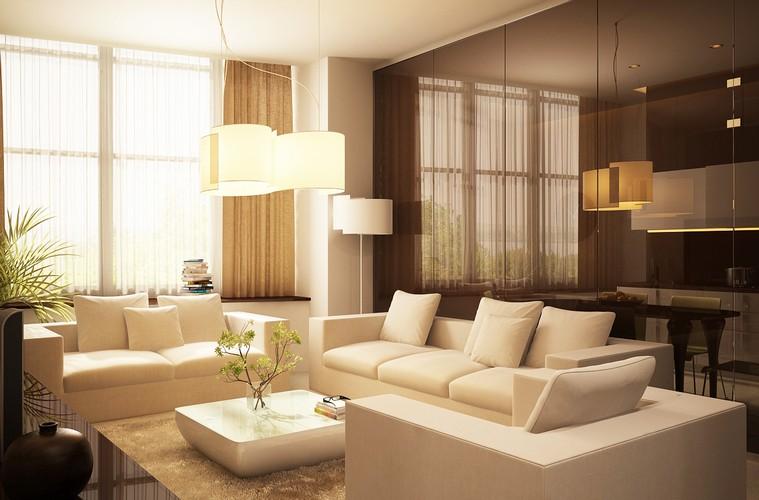 Квартира в ЖК Ратибор 140м2