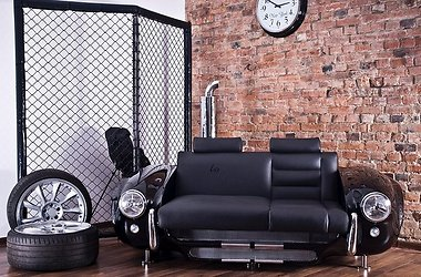 retro car furniture