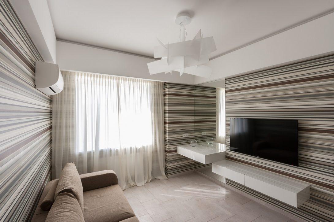 Дизайн интерьера квартиры в ЖК Энигма