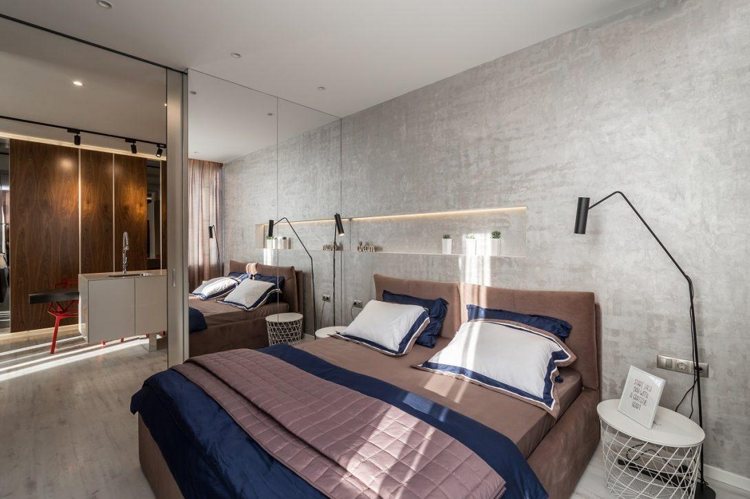 Дизайн интерьера квартиры в ЖК Royal Tower