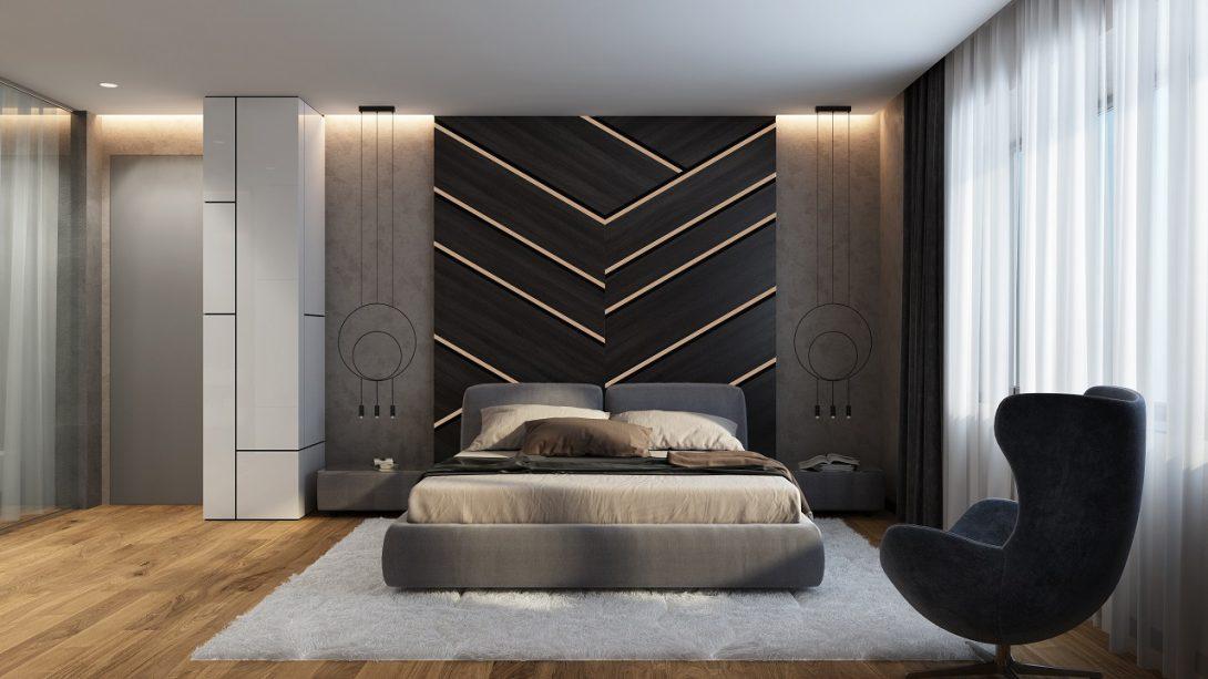 Дизайн интерьера квартиры в ЖК Башни 215м2